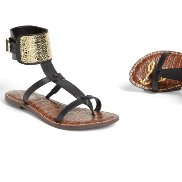 Sam Edelman Shoes - Sam Edelman Genette Gladiator size 9